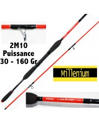 CANNE MER LURE EXPERT MILLENIUM 2M10 30 - 160 GR