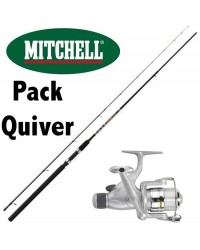PACK QUIVER MITCHELL GT PRO QUIVER