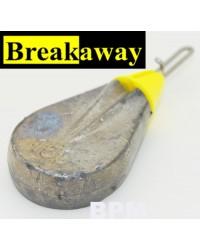 ( 150 GR ) PLOMB PLAT BREAKAWAY IMPACT SANS GRAPPIN