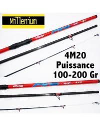 CANNE DIGUE / SURF FIRE SURF MILLENIUM 4M20