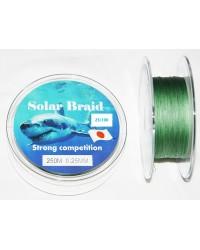 TRESSE SOLAR BRAID BOBINE DE 250 M