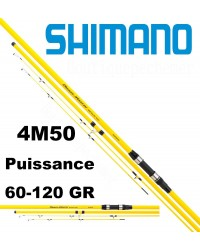 CANNE SURF SHIMANO BEASTMASTER BEACH 4M50 60-120 GR
