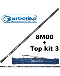 PACK COUP / CARPE GARBOLINO STARTER POWER 146 RBG EN 8M00