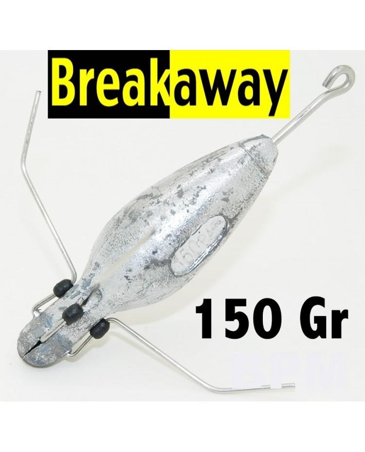 ( 150 GR ) PLOMB BREAKAWAY EXTRA LEADS.