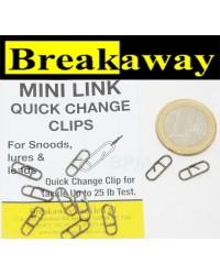 MINI AGRAFES CONNECTEUR LINK BREAKAWAY