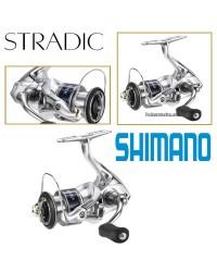 MOULINET LEURRE SHIMANO STRADIC FK  2 500 HG