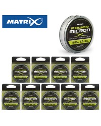 Fil nylon Matrix Power Micron X
