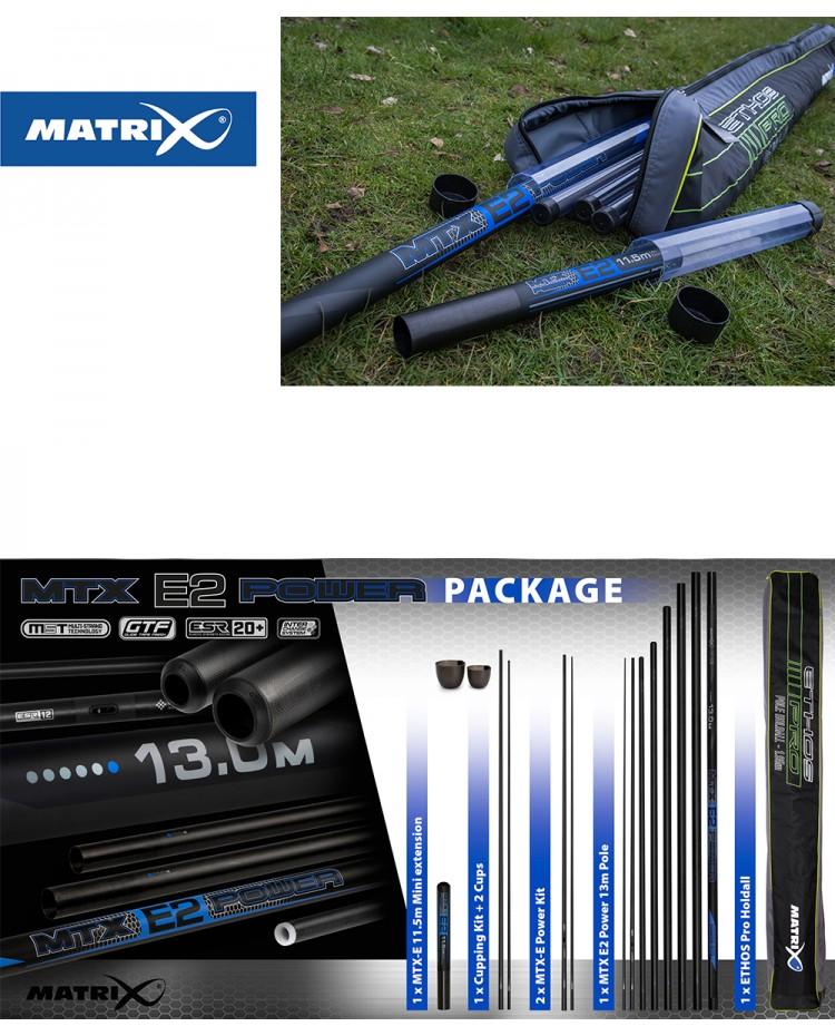 Carpe MTX-E2 power Package 13M Matrix